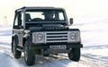 Land Rover Defender. Тест-драйв